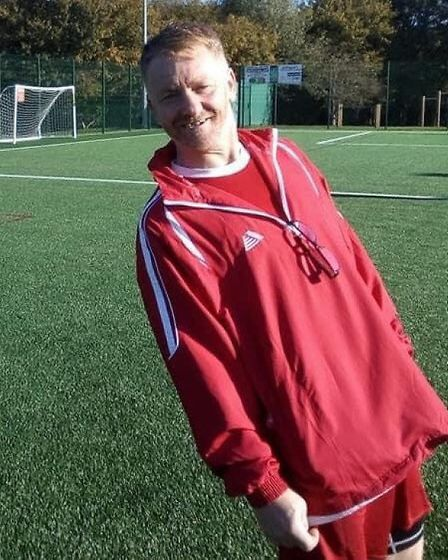 Steve Wyness was also heavily involved in both victories for Wisbech. Picture: SUPPLIED/WISBECH TOWN WALKING FOOTBALL