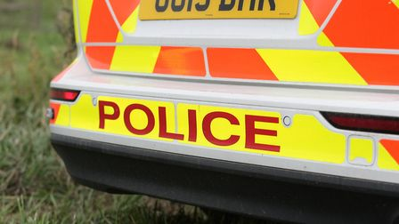 A police officer was spat at and a police van was damaged after an altercation at Cox Close in Wisbech on October 17.