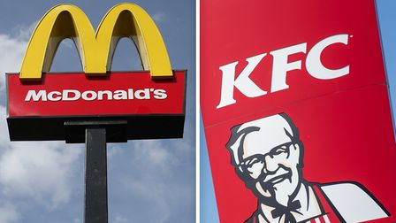 People in Wisbech can now get McDonald?s and KFC delivered to their doors following an expansion of the food delivery...