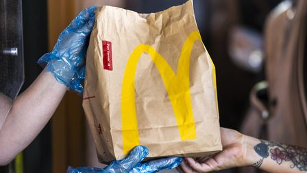 People in Wisbech can now get McDonald's and KFC delivered to their doors following an expansion of the food delivery...