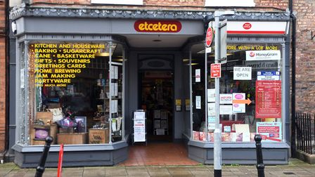 Etcetera in York, Row, Wisbech is backing the Wisbech Standard's Shop Local campaign. Pictures: Ian Carter