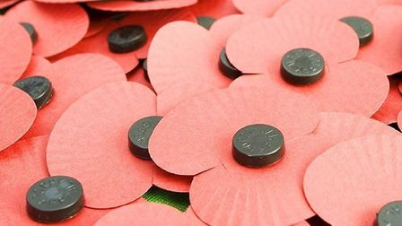 Royal British Legion urges people to buy poppies and stay at home.