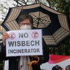 These photos were taken from Saturday's MVV incinerator consultation exhibition at Queen Mary Centre. Picture: PETER FREEMAN