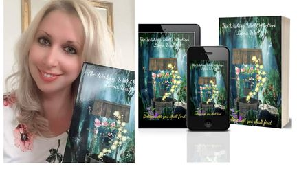 Liana Wall and her new book, Believe and You Shall Find