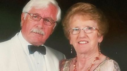 Celia Ward, 77 died yesterday in a collision in Huntingdon PICTURE: Cambridgeshire Police