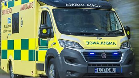 A man has died after a collision near Glatton. Picture: Archant