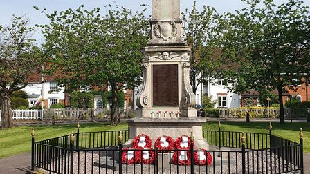 Stevenage Borough Council has taken the difficult decision to close the Remembrance Sunday Service to the public. Picture:...