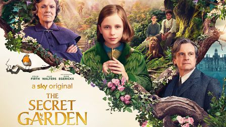 The Secret Garden starring Colin Firth, Julie Walters and Dixie Egerickx can be seen on Sky Cinema from October 23. Picture: ...