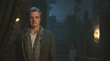 The Secret Garden stars Colin Firth as Archibald Craven. Picture: Studio Canal / Sky UK