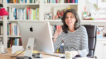 Royston author Helen Bailey was murdered by Stewart, he is now accused of murdering his wife Diane in 2010. Picture: Alice Bo...