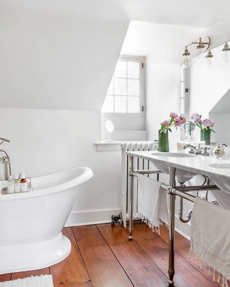 According to Houzz, just 51 per cent of renovating homeowners hit their budgets in 2019. Picture: PA Photo/Rikki Snyder/Houzz
