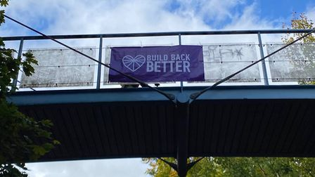 The Build Back Better St Albans campaign launched last week.