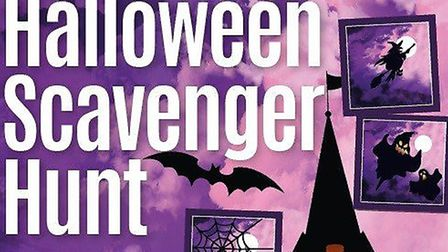 Spooky fun is heading to the Maltings this October half term with their Halloween Scavenger Hunt.