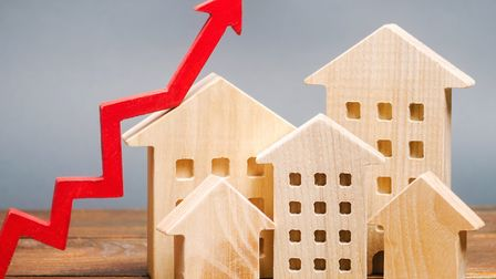 Average rents stand at £1,188 pcm in the East of England, an annual increase of 2.3 per cent. Picture: Getty...