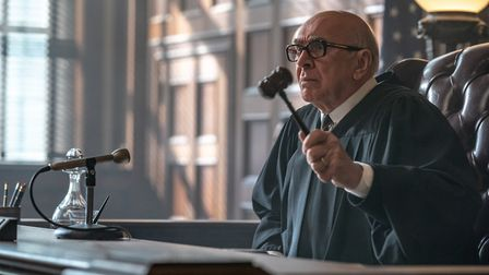 Frank Langella stars in Paramount Pictures' The Trial of the Chicago 7. Picture: Niko Tavernise / PARAMOUNT PICTURES.