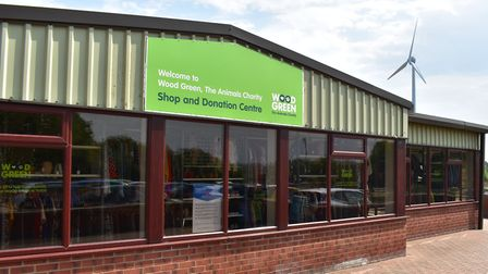 Wood Green Animal Shelter in Godmachester is looking for volunteers to help in its warehouse.