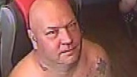 Police would like to speak with this person after a man in his 50s was assaulted on a bus between Wisbech and King's Lynn.