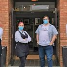 The Luxe in Wisbech has ranked among the top 10 independent cinemas in the UK. The team are pictured outside the front of...