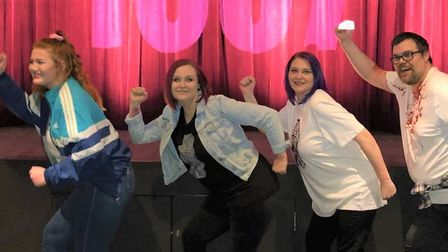 The Luxe in Wisbech has ranked among the top 10 independent cinemas in the UK. The team are pictured: Jen Ford, Emma Shaw,...
