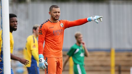Ian Allinson said the decision to replace Dean Snedker with Michael Johnson as St Albans City's goalkeeper was a difficult...