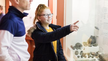 St Albans Museums are amongst over 1,300 organisations to recieve government funding. Picture: St Albans Museums