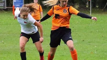 Leverington Ladies' winless run was extended to three games after a home defeat to Cambridge University Women. Here...