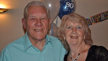 Bernward Wilks and Yvonne Rowan both died after a fire broke out at Woodlands View care home in Stevenage. Picture...
