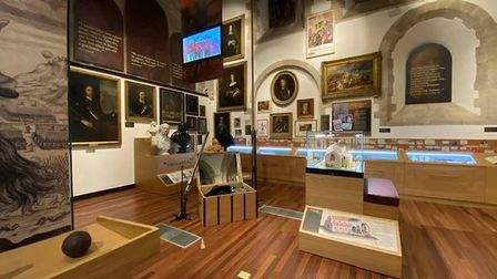 Cromwell Museum in Huntingdon Archant: Cromwell Museum