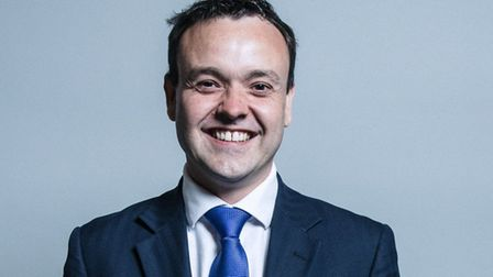 Stevenage MP Stephen McPartland has said he will vote against another lockdown. Picture: Archant