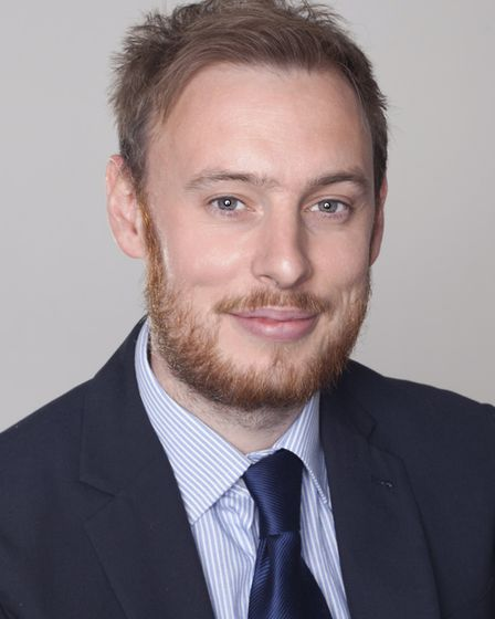 Andrew Boothby, senior planning consultant, Aitchison Raffety. Picture: Aitchison Raffety