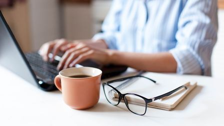 Lockdown restrictions mean working from home is more popular now than ever. Picture: Getty Images/iStockphoto