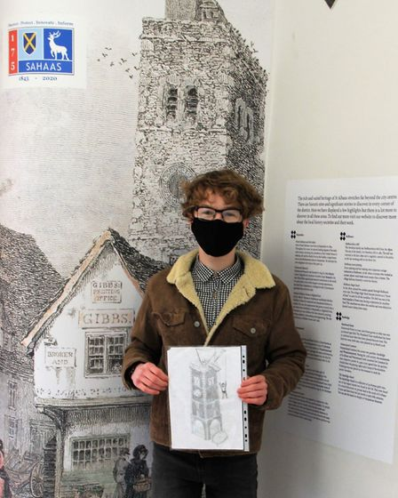 Entrants were tasked to come up with creative ways of how visitors can visit the clock tower and still adhere to social...