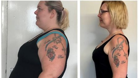 Fenland woman Kera Mason has shared her incredible weight loss story, having shed 13 stone in two years thanks to Slimming...