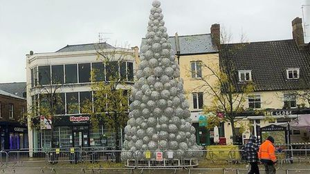 Our poll revealed how many people like the new Christmas tree in Wisbech and how many people wished it never arrived.