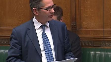 Huntingdon MP Jonathan Djanogly votes against second lockdown in England. Picture: MP WEBSITE.