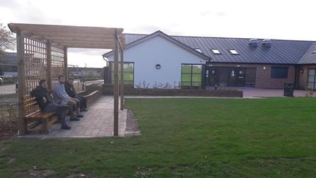 Huntingdon's Coneygear Park gets a revamp PICTURE: Huntingdon Town Council