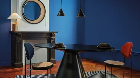 Made.com: A tale of two styles. The Nordic Move On trend with a Rumana 6 Seat Dining Table, £699, Made.com. Picture...