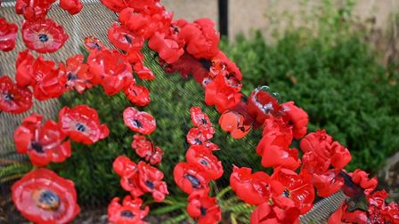 Remembrance events took place across the city of St Albans on Sunday. Picture: Supplied