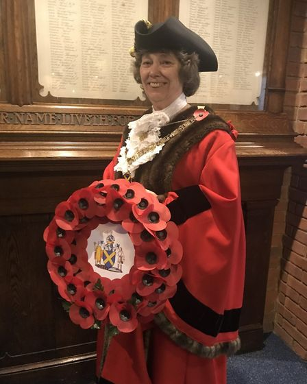 St Albans held a number of remembrance events. Picture: SADC