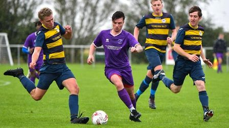 Boss Stuart Beckett said his Wisbech St Mary side can be pleased with their performance against March Town, but if they...