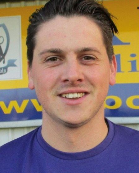 Boss Stuart Beckett (pictured) said his Wisbech St Mary side can be pleased with their performance against March Town, but...
