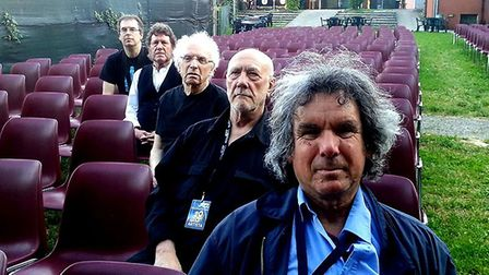 You can watch a concert by Soft Machine online as part of the Cambridge Jazz Festival