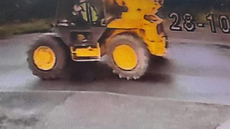 A building firm is on the hunt to find its teleporter after it was stolen from a site they were working at on Mill Road...
