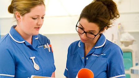 Will you support nurses in their calls to Government for fairer pay.