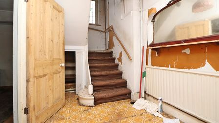 The property is packed with potential. Picture: Paul Barker Estate Agents