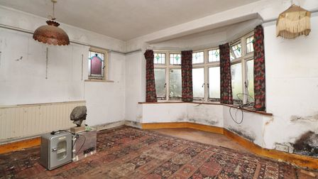 The total floor area of the property is 1,607 sq ft (149.3 sq m). Picture: Paul Barker Estate Agents