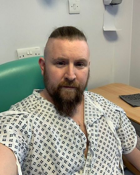 Duncan is urging others to seek advice if they have health concerns during the COVID-19 pandemic. Picture: Courtesy of...
