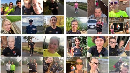 Three Counties Running Club raised funds for the Royal British Legion throuhg their GM10k fundraiser, held virtually due...