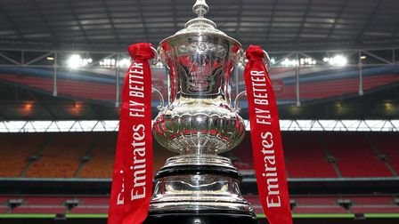 The draw for the second round of the 2021 FA Cup was made on Monday evening. Picture: NICK POTTS/PA