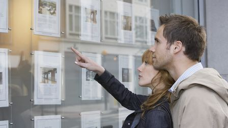 Business has continued to boom in the housing market across Herts, despite the second lockdown. Picture: Getty...